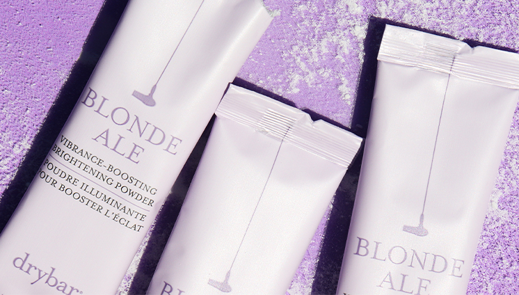 Blonde Ale Vibrance-Boosting Brightening Powder