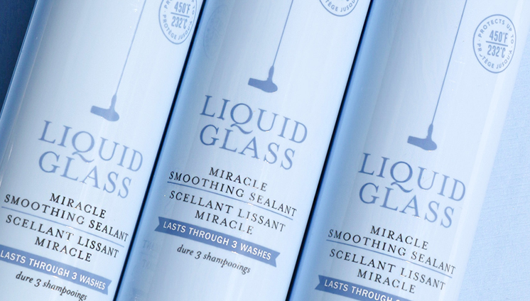 Liquid Glass Smoothing Sealant