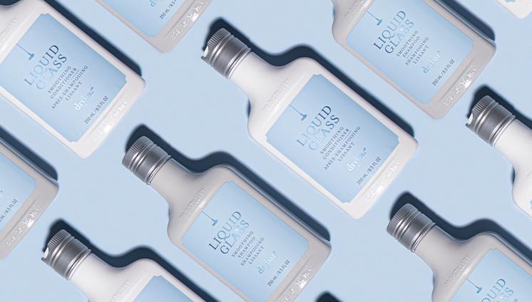 Liquid Glass Smoothing Shampoo & Conditioner