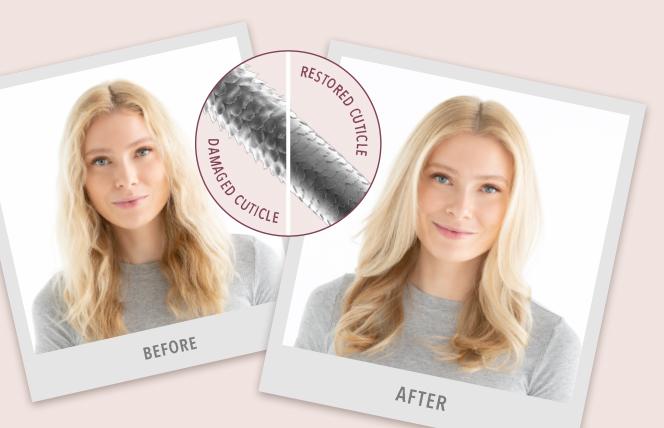 Cure Liqueur Restorative Pre-Shampoo Treatment Oil