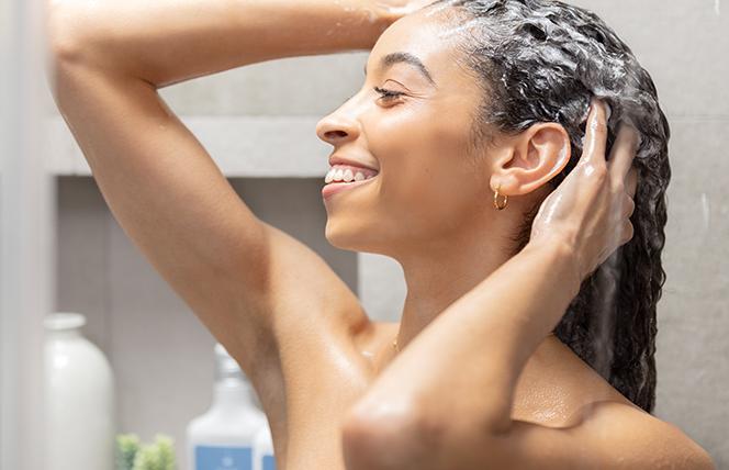 Gin Twist Curl Quenching Shampoo