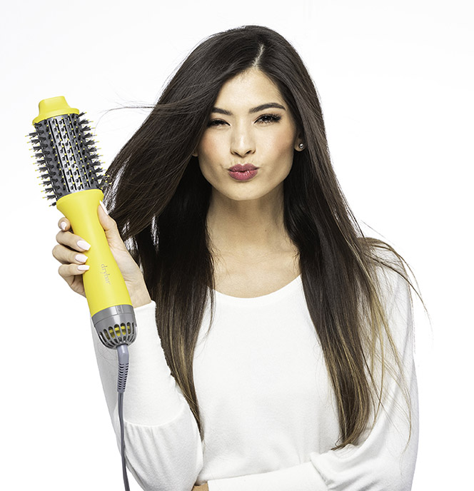 Blow-drying Made Easy!