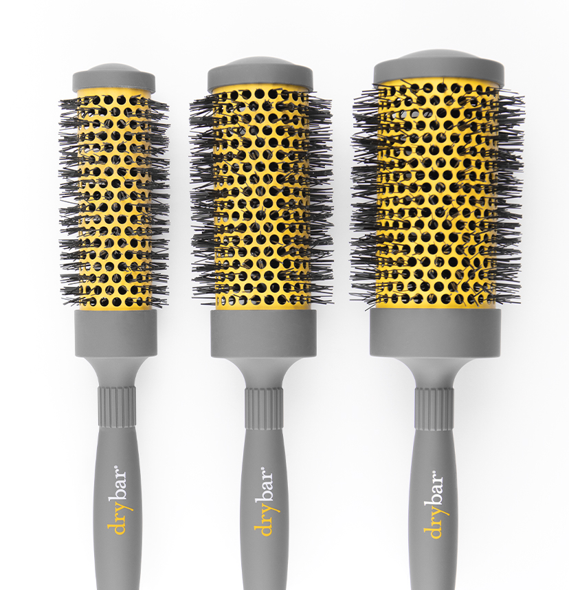 Round Ceramic Brushes