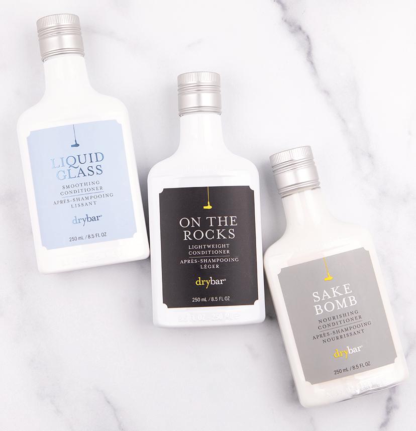 Hydrate! Nourish! Smooth & Add Shine!