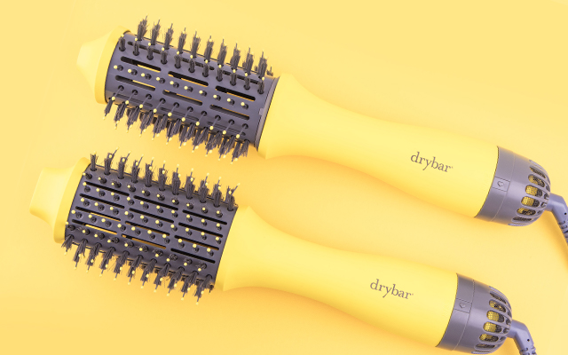 New The Singe Shot Round Blow-Dryer Brush