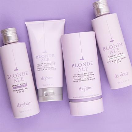 Blonde Ale Brightening Shampoo & Conditioner