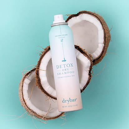 Detox Dry Shampoo Coconut Colada Scent