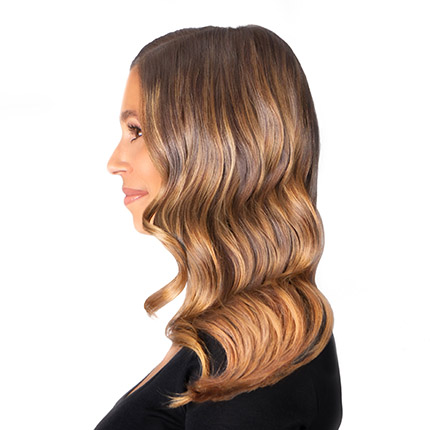 The Mixologist Interchangeable Styling Iron Waves