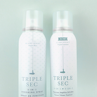 Triple Sec 3-In-1 Finishing Spray video