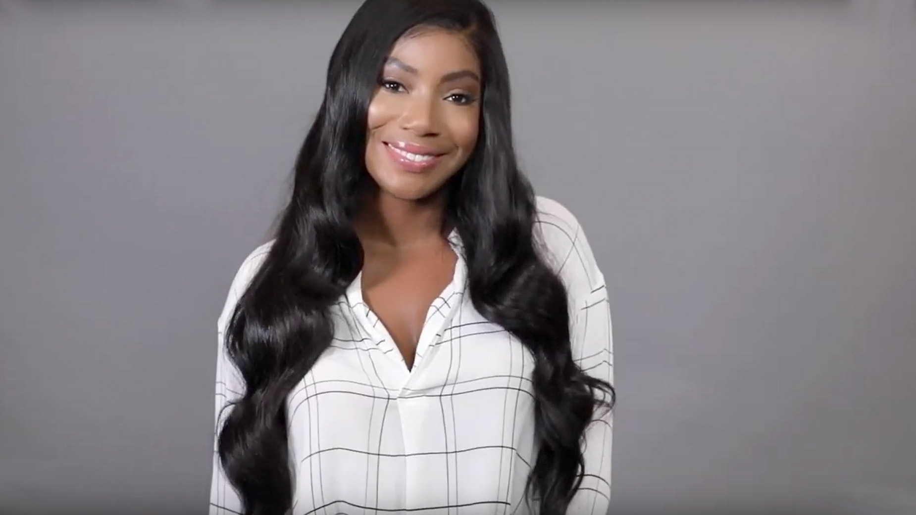 How To Get Glass Hair With The Old Fashioned Video