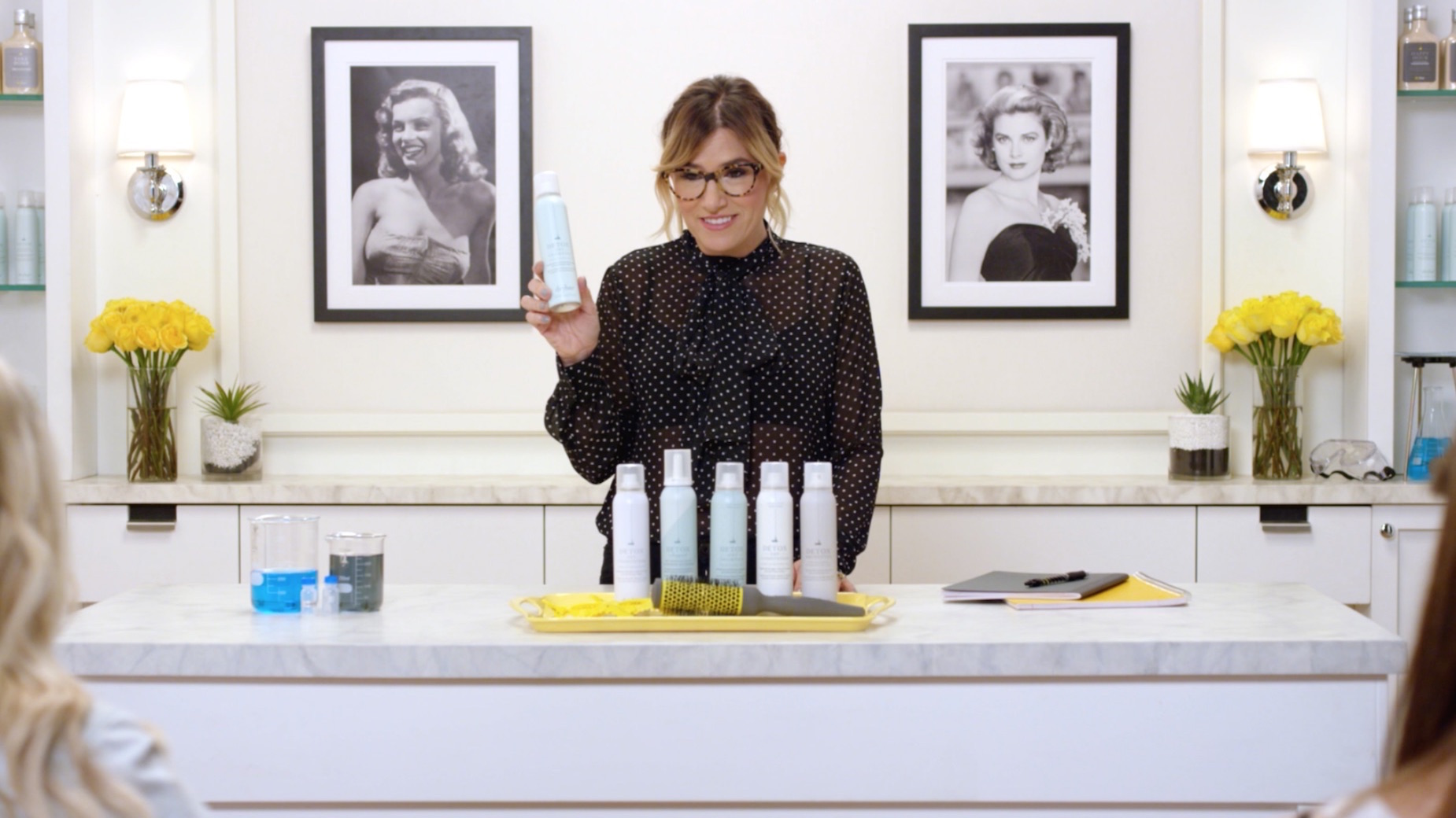 The History of Detox Dry Shampoo & Conditioner Video