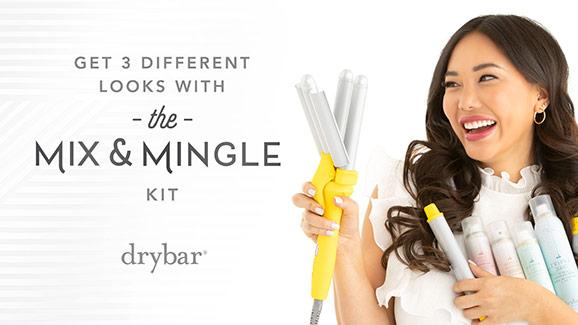 Mix & Mingle Interchangeable Styling Iron Kit Video