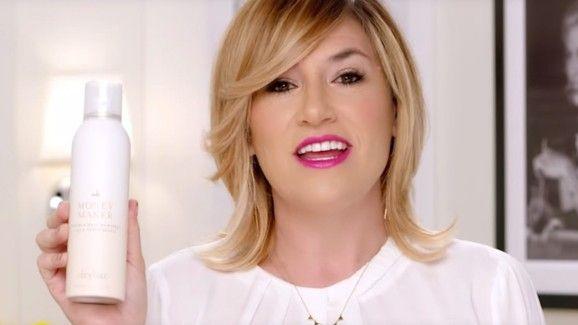 Money Maker Flexible Hold Hairspray Video