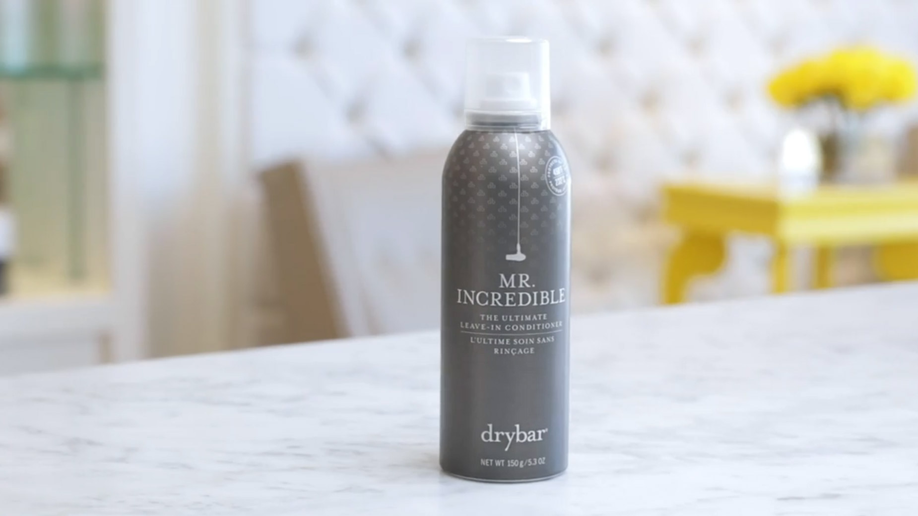 Mr. Incredible The Ultimate Leave-In Conditioner Video