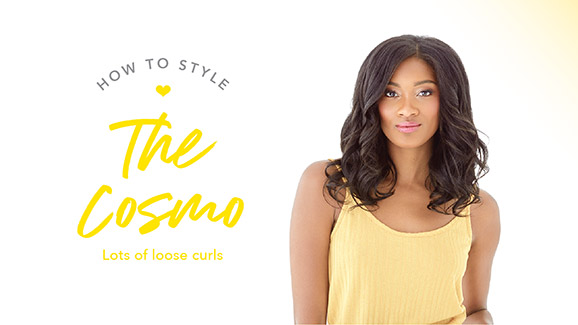 Drybar Signature Styles From Home: The Cosmo Video