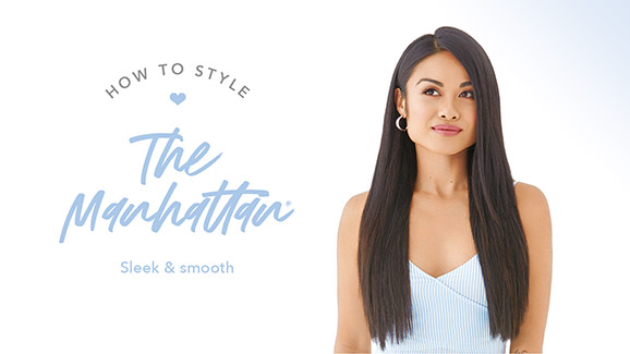 Drybar Signature Styles From Home: The Manhattan Video