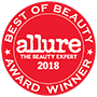 Allure Best of Beauty Award