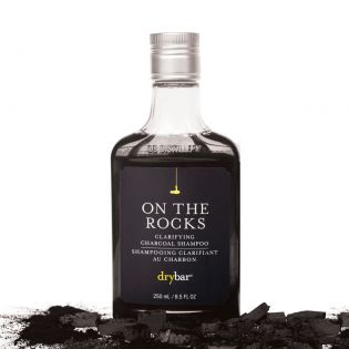 Cheers to charcoal! Activated charcoal removes impurities and product buildup without stripping or drying out hair.
