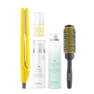 For tousled and textured style. A $284 value - save 15% with this special value set!