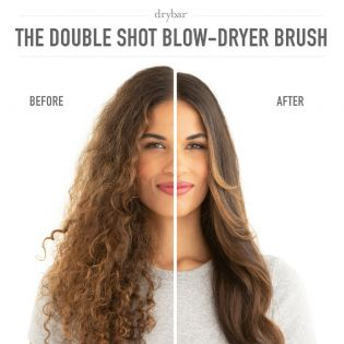 Blow-drying made easy! Combines the hot air of a blow-dryer with the structure of a round brush to create a smooth, shiny blowout with tons of volume in one quick, simple step.