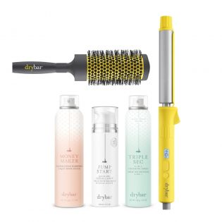 For effortless, messy, beachy hair. A $266 value - save 15% with this special value set!