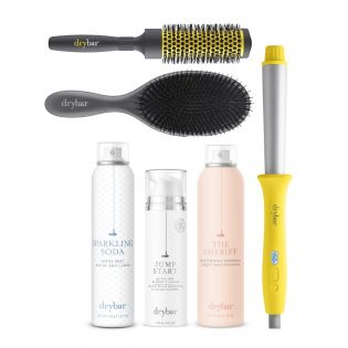 For Old Hollywood waves. A $370 value - save 15% with this special value set!