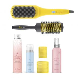 For straight hair with a little body! A $275 Value - save 15% with this special value set!