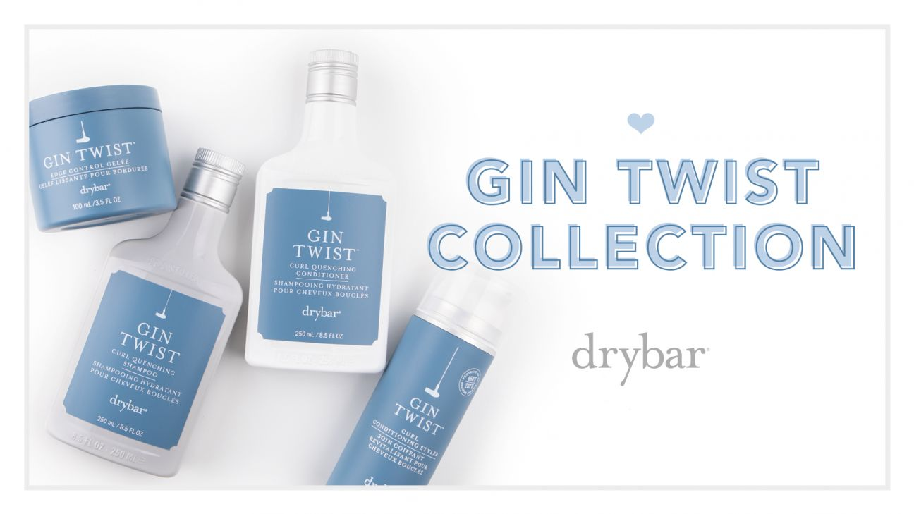 Gin Twist Curl Collection