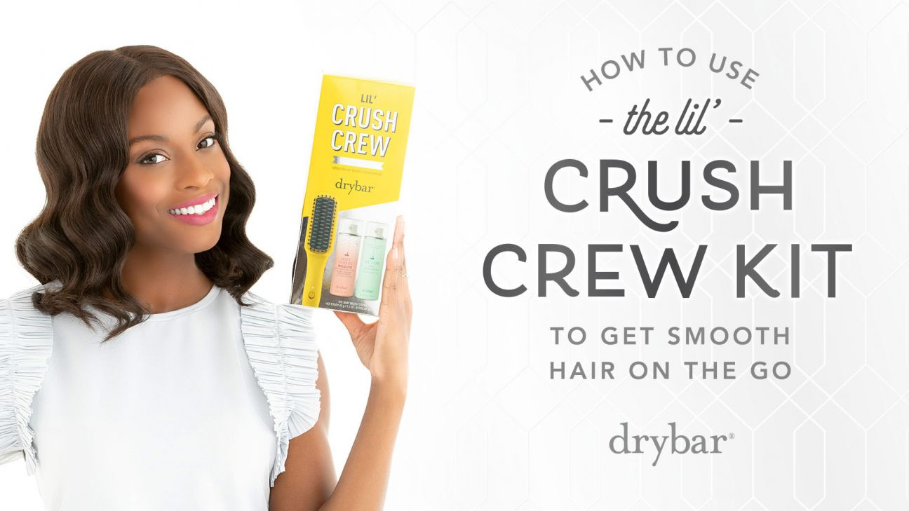 Lil' Crush Crew Touch-Ups On The Go Kit