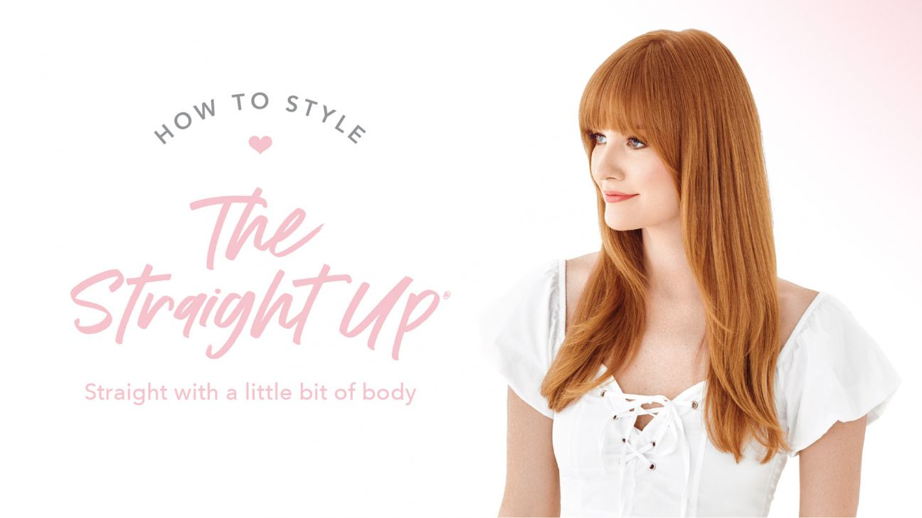 Drybar Signature Styles From Home: The Straight Up