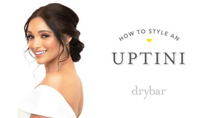 Special Occasion Hairstyle: The Uptini