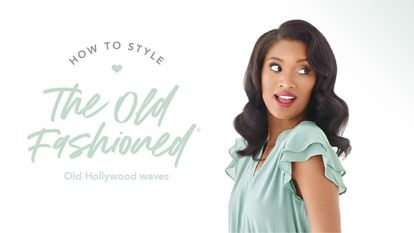 Drybar Signature Styles From Home: The Old Fashioned