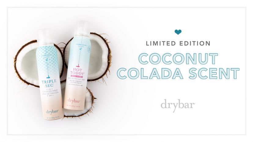 Limited Edition Coconut Colada Scents