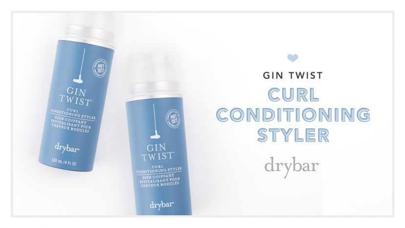 Gin Twist Curl Conditioning Styler Video
