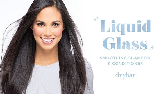 Liquid Glass Smoothing Shampoo & Conditioner
