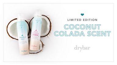 Limited Edition Coconut Colada Scent!
