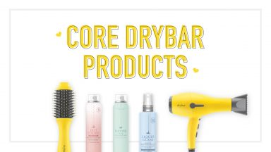 Core Drybar Products