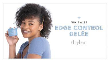 Gin Twist Edge Control Gelée