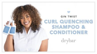 Gin Twist Curl Quenching Shampoo & Conditioner
