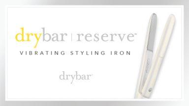 Drybar Reserve Vibrating Styling Iron