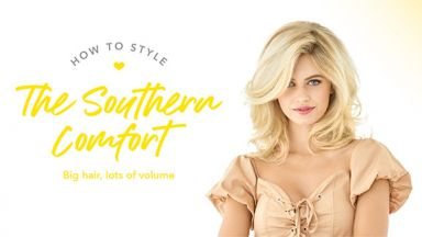 Drybar Signature Styles From Home: The Southern Comfort