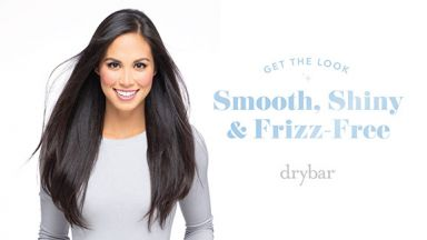 Get the Look: Smooth, Shiny & Frizz-Free Hair