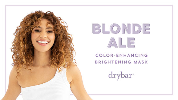 Blonde Ale Color-Enhancing Brightening Mask Video