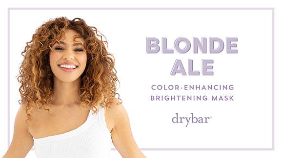 Blonde Ale Color-Enhancing Brightening Mask Video