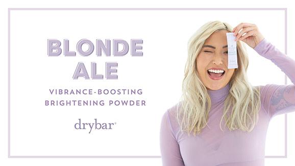 Blonde Ale Vibrance-Boosting Brightening Powder Video
