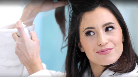 Detox Clear Invisible Dry Shampoo Video