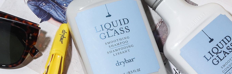 Liquid Glass Smoothing Shampoo & Smoothing Conditioner
