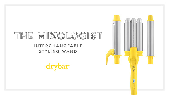 The Mixologist Interchangeable Styling Iron Video