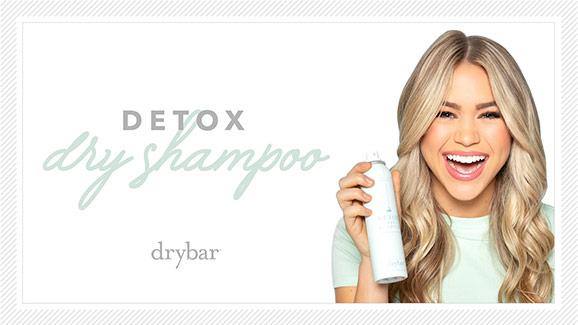 Detox Dry Shampoo Video